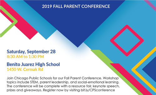 2019 Fall parent conference